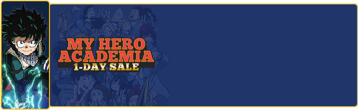 My Hero Academia Sale