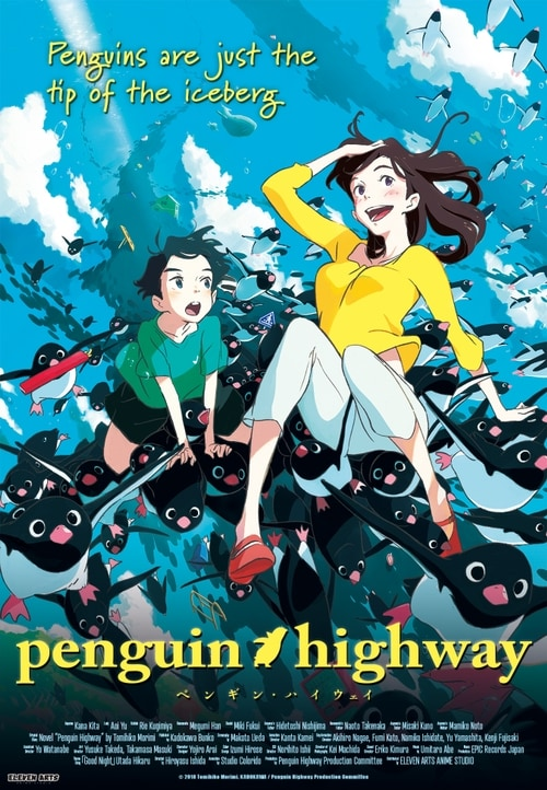 Penguin Highway is Coming To Theaters!