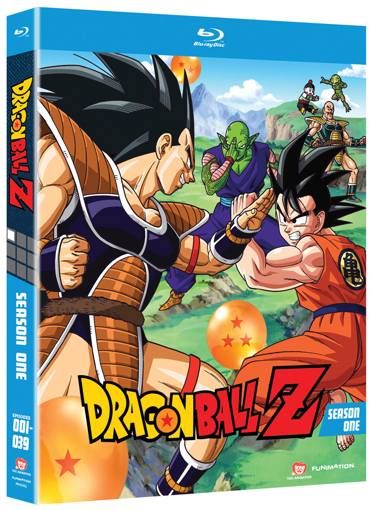 dragon ball z season 1-9 download english