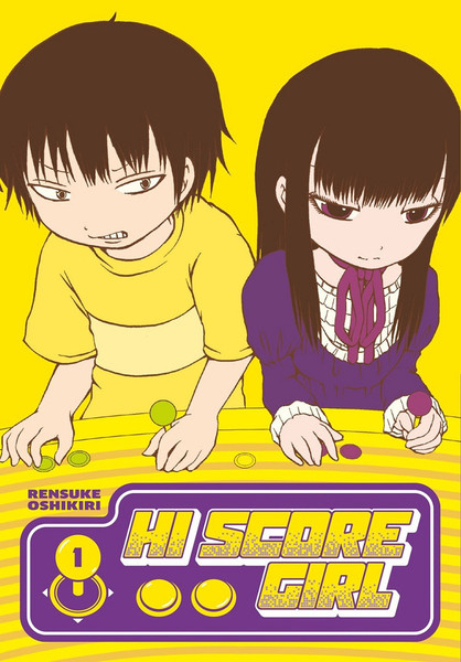 Hi Score Girl Volume 1 Manga