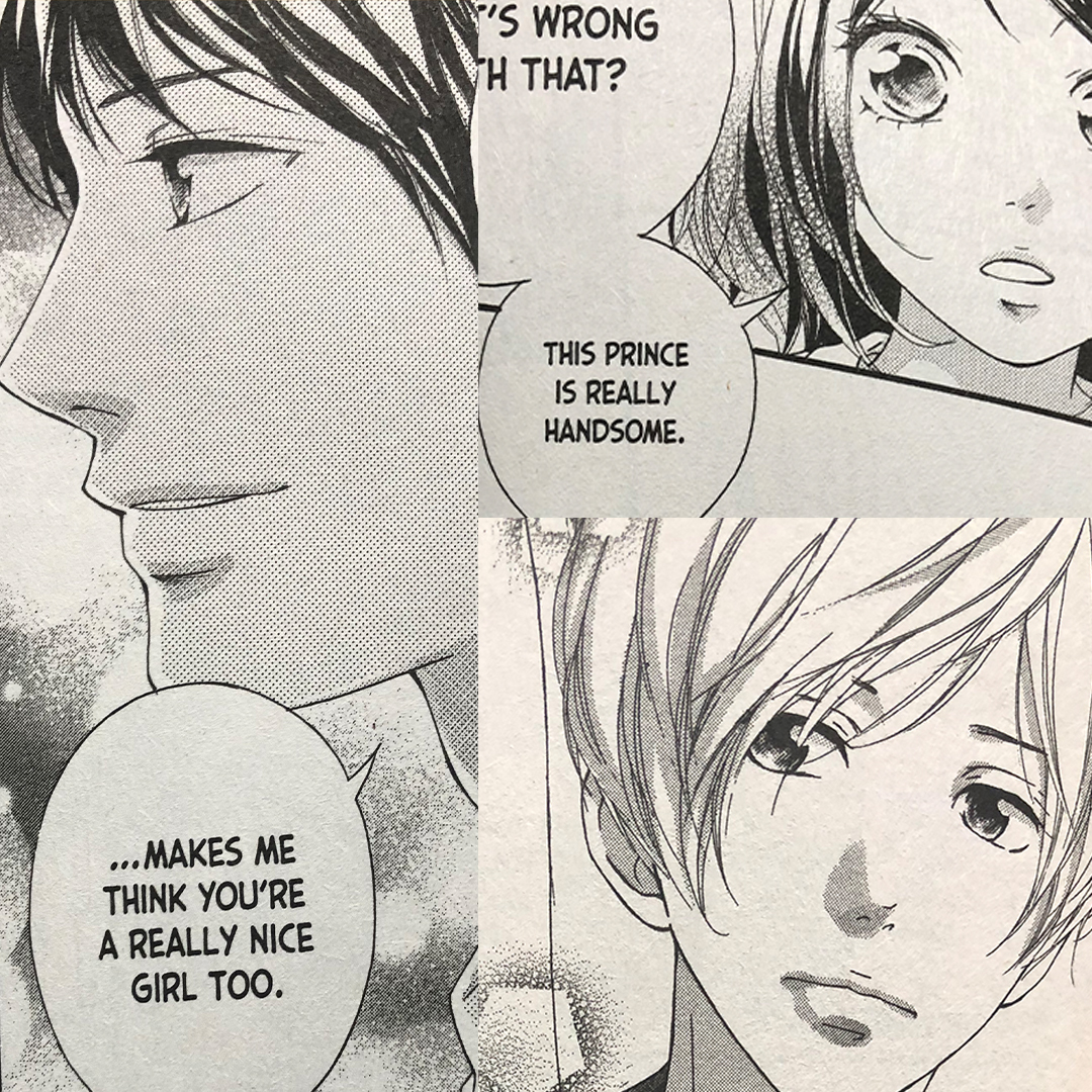 Love Me, Love Me Not Manga Volume 1