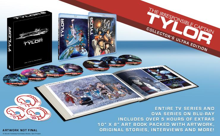 Captain Tylor Ultra Edition