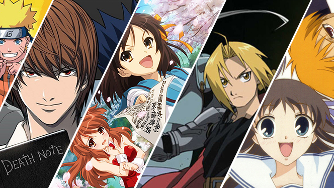 The History of Anime in the USA: The 2000s