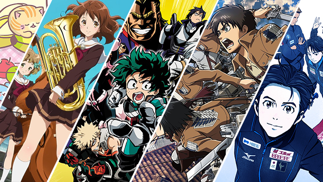 The History of Anime in the USA: The 2010s