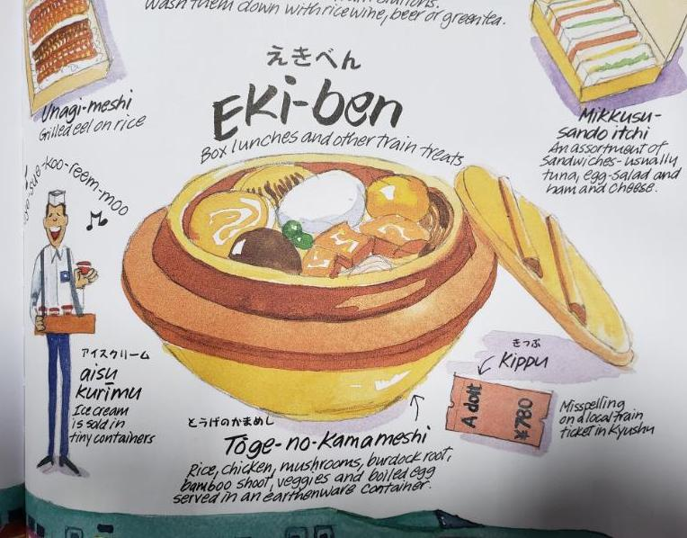 Japan Eats! An Explorer's Guide to Japanese Food