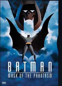 Batman: Mask of the Phantasm DVD 012569717275