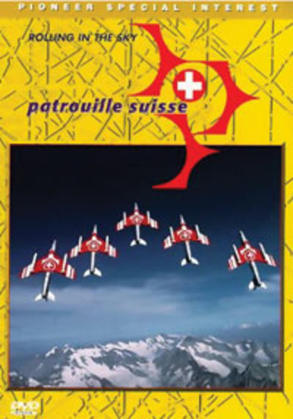 Patrouille Suisse DVD