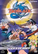 Beyblade DVD 1