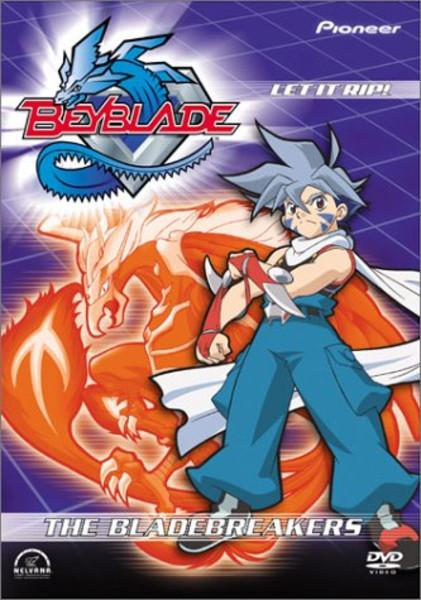 Beyblade DVD 2