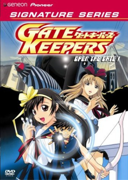Gatekeepers DVD 1