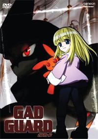 Gad Guard DVD 5 013023218291
