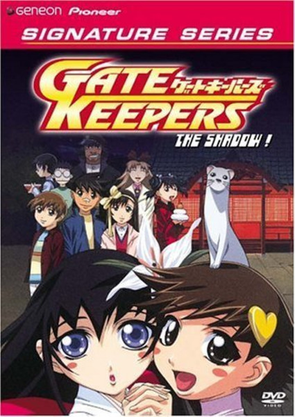Gatekeepers DVD 7