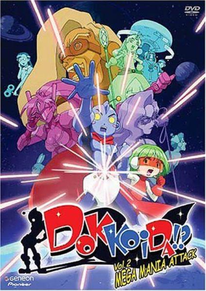 Dokkoida DVD 2