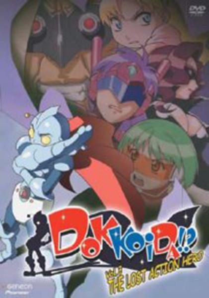 Dokkoida DVD 3