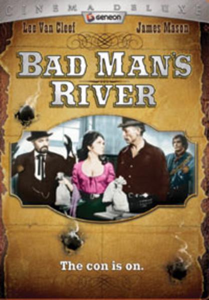 Bad Man's River DVD
