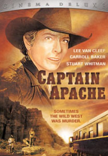 Captain Apache DVD