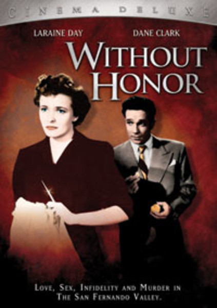 Without Honor DVD