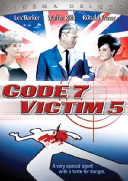 Code 7 Victim 5 DVD