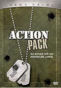 Adrenaline Junkie Cinema Deluxe Action Pack DVD