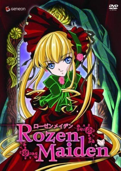 Rozen Maiden DVD 1