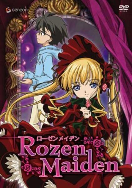 Rozen Maiden DVD 3