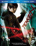 Tekken Blu-ray/DVD/UV