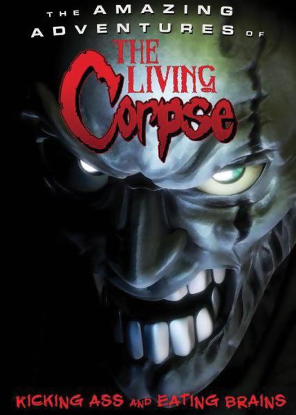 The Amazing Adventures of the Living Corpse DVD 013132600826