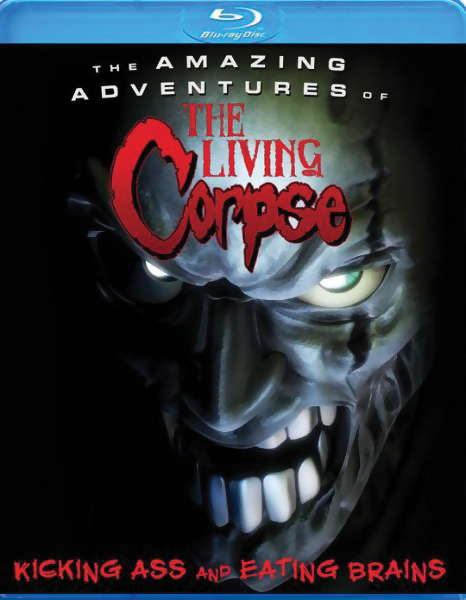 The Amazing Adventures of the Living Corpse Blu-ray 013132600833