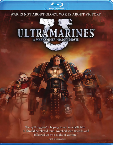 Ultramarines Blu-ray 013132600932