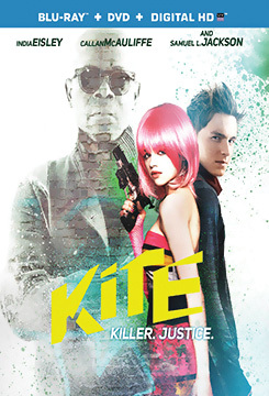 Kite Blu-ray/DVD 013132621180