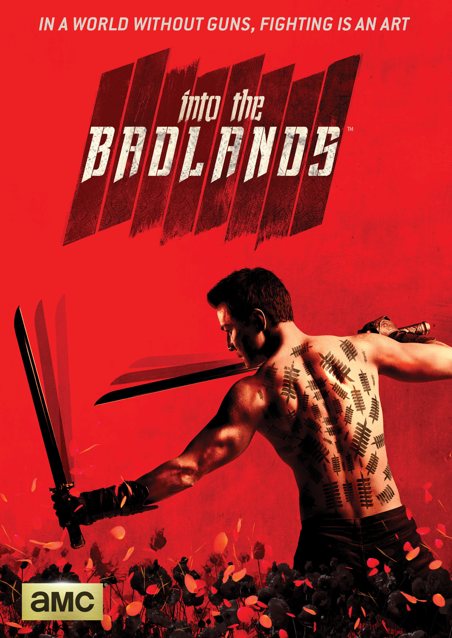 Into The Badlands Season 1 DVD 013132640679