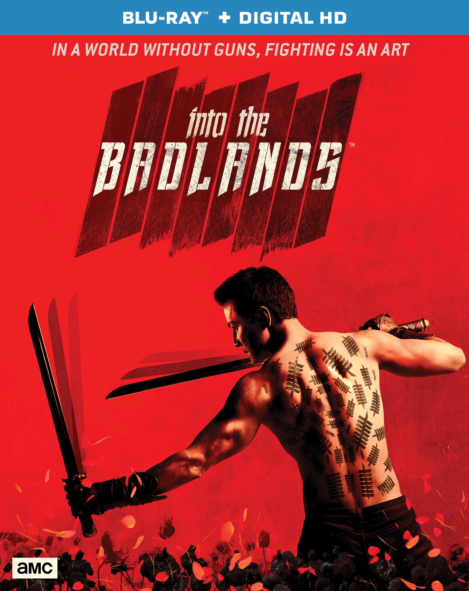 Into The Badlands Season 1 Blu-ray 013132640686