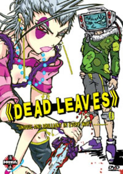 Dead Leaves DVD