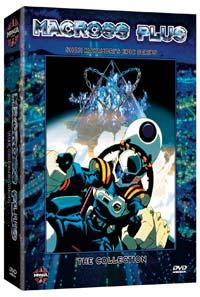 Macross Plus Box Set DVD 013138200693