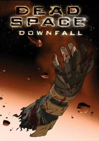 Dead Space Downfall DVD 013138220189
