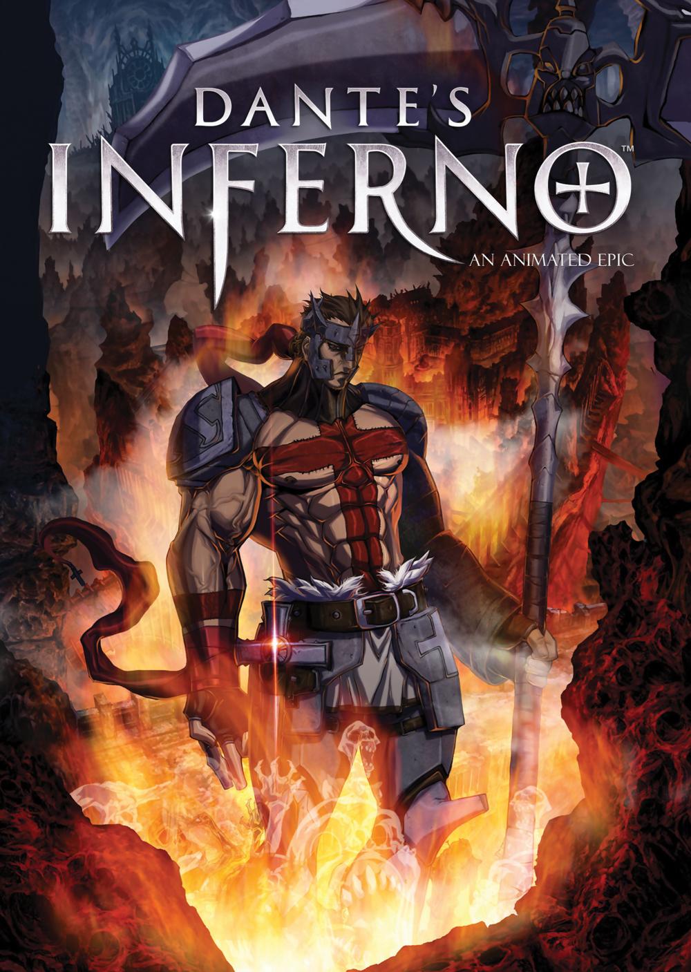 Dante's Inferno DVD 013138249180