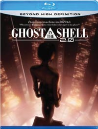 Ghost in the Shell 2.0 Edition Blu-ray 013138309587