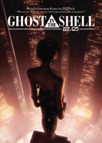 Ghost in the Shell 2.0 Edition DVD 013138508898