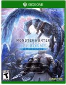 Monster Hunter World Iceborne Master Edition Xbox One Game
