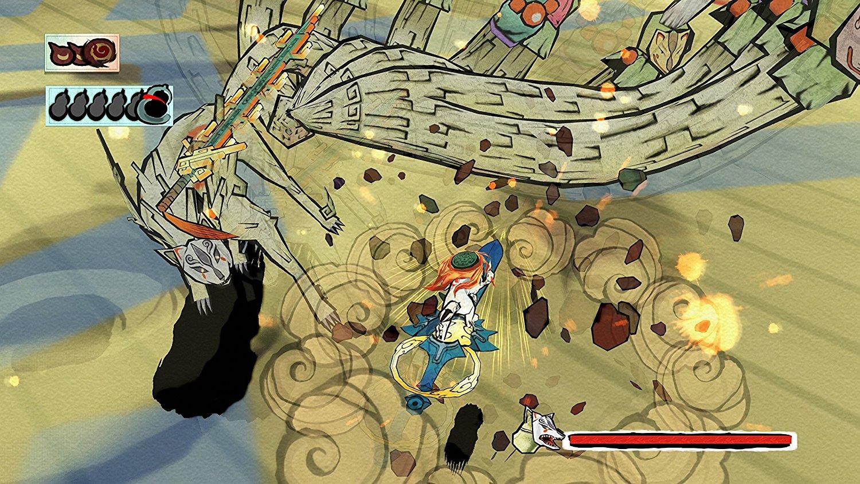 Okami HD Xbox One Game