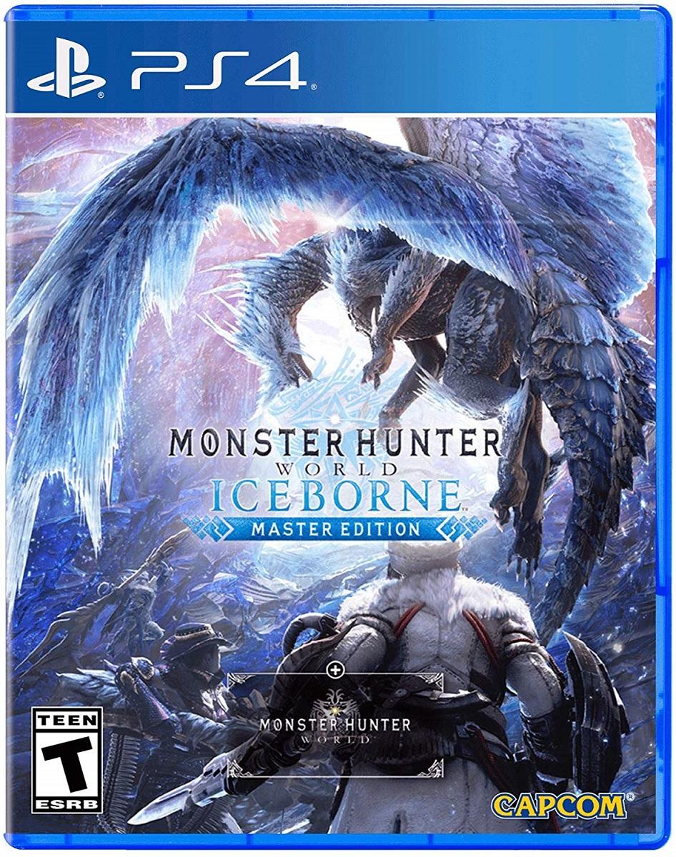 Monster Hunter World Iceborne Master Edition PS4 Game