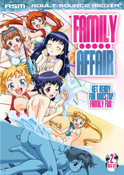 Family Affair DVD