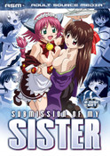 Submission of My Sister DVD