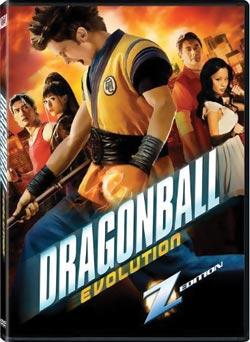 Dragonball Evolution Z Edition DVD 024543599807