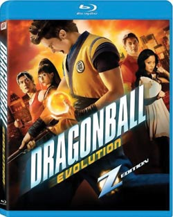 Dragon Ball Evolution Z-Edition Blu-ray 024543599906