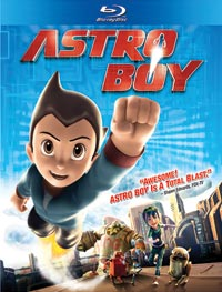 Astro Boy (2009 Movie) Blu-ray 025192058493