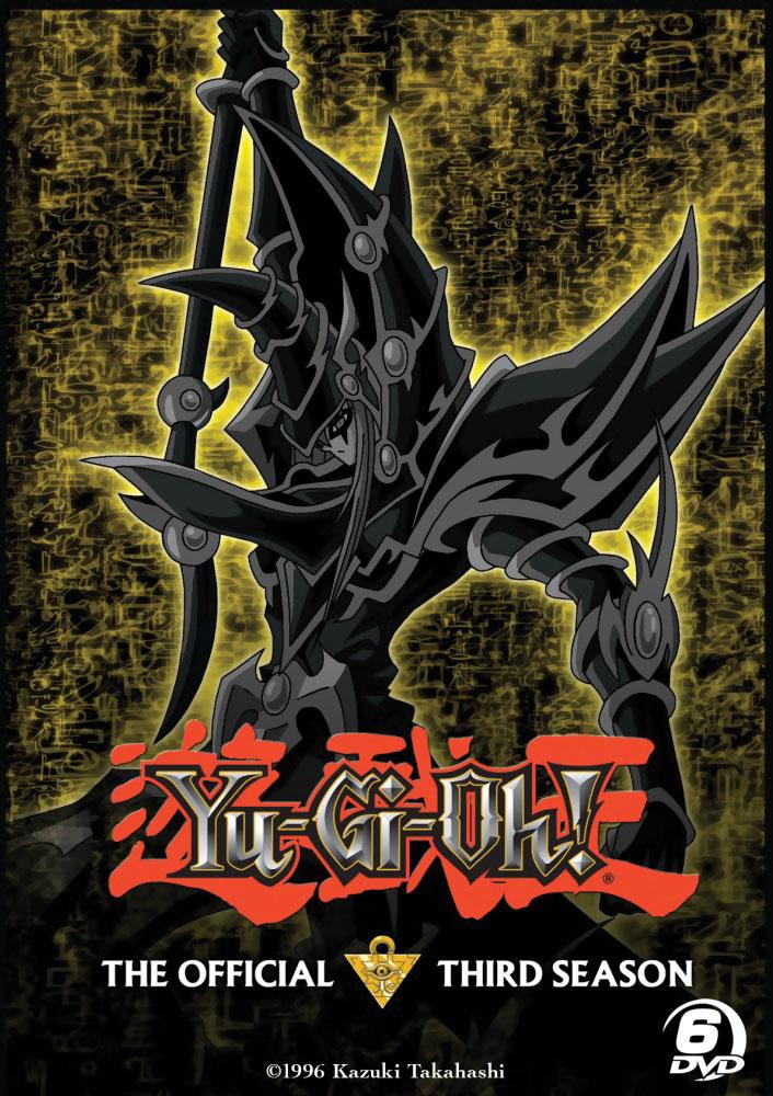 Yu-Gi-Oh! Season 3 DVD Complete Collection
