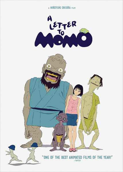 A Letter to Momo DVD