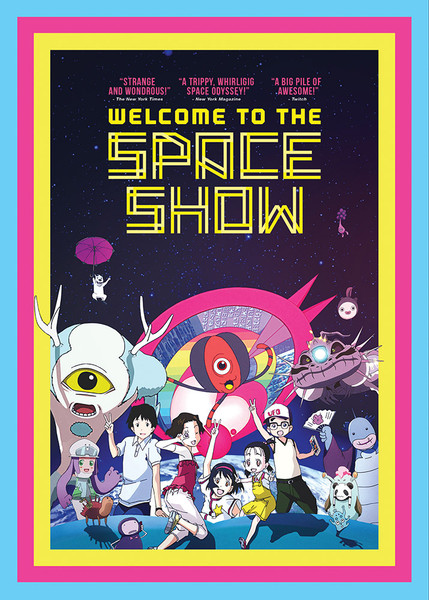 Welcome to the Space Show DVD