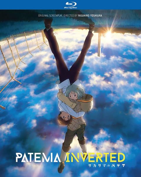 Patema Inverted Blu-ray